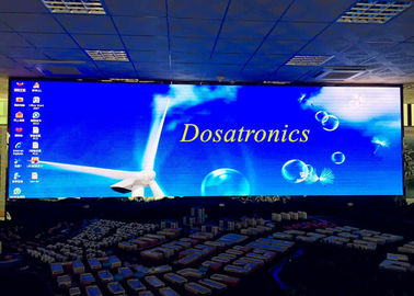 China HD Video IP45 P3 Electronic Advertising Displays LED Sign Panels With CE / ROHS supplier