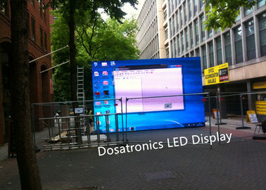 China Outdoor P5.14mm Video Stage LED Screens With Die Cast Aluminum Cabinet supplier