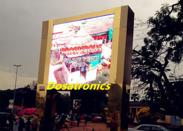 China Outdoor Advertising Waterproof Video Information Outdoor LED Billboard supplier