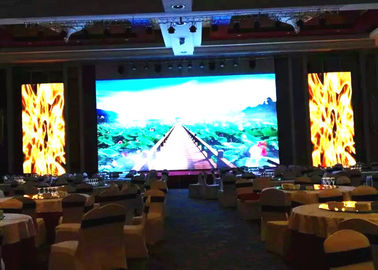 China Slim P3.91mm Event / Stage LED Screens , IP68 Waterproof LED Display supplier