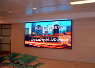 China High Definition Electronic LED Signs Displays , SMD 3 In 1 RGB LED Video Display Panels company