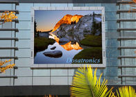 China Waterproof IP68 Outdoor LED Advertising Screens For Shopping Malls company