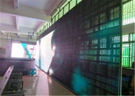 Rental Slim BIG P5 Transparent LED Display Module With 140° View Angle