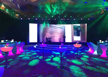China High Brightness SMD 3 In 1 P3 Concert LED Screen Rental LED Display CE / RoHS distributor