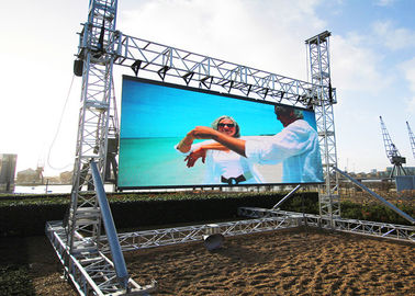 China High Brightness P5mm IP68 Stage Rental LED Display Commercial LED Screens distributor