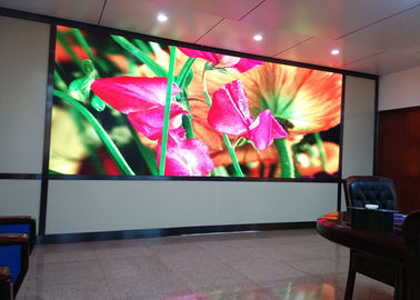 High Brightness Indoor Slim P4mm LED Video Wall LED Digital Signage