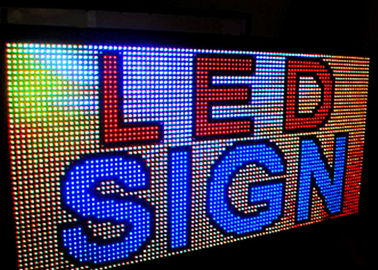 China High Brightness SMD 3 In RGB 1 P6 LED Digital Signage Outdoor SMD LED Display distributor