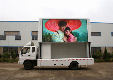 China High Brightness IP68 Mobile Led Screen Rental Electronic Led Display Boards distributor
