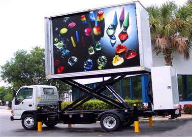 China High Definition SMD P5mm Truck Mounted LED Display Waterproof LED Screen distributor