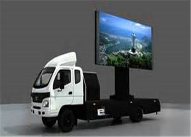 China Custom Waterproof Trailer / Truck Mounted LED Screen P6 LED Video Wall distributor