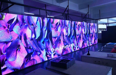 Outdoor Event Video LED Screen P3.91mm Stage Sound / Video LED Display